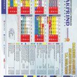 Kalender Akademik 20192020