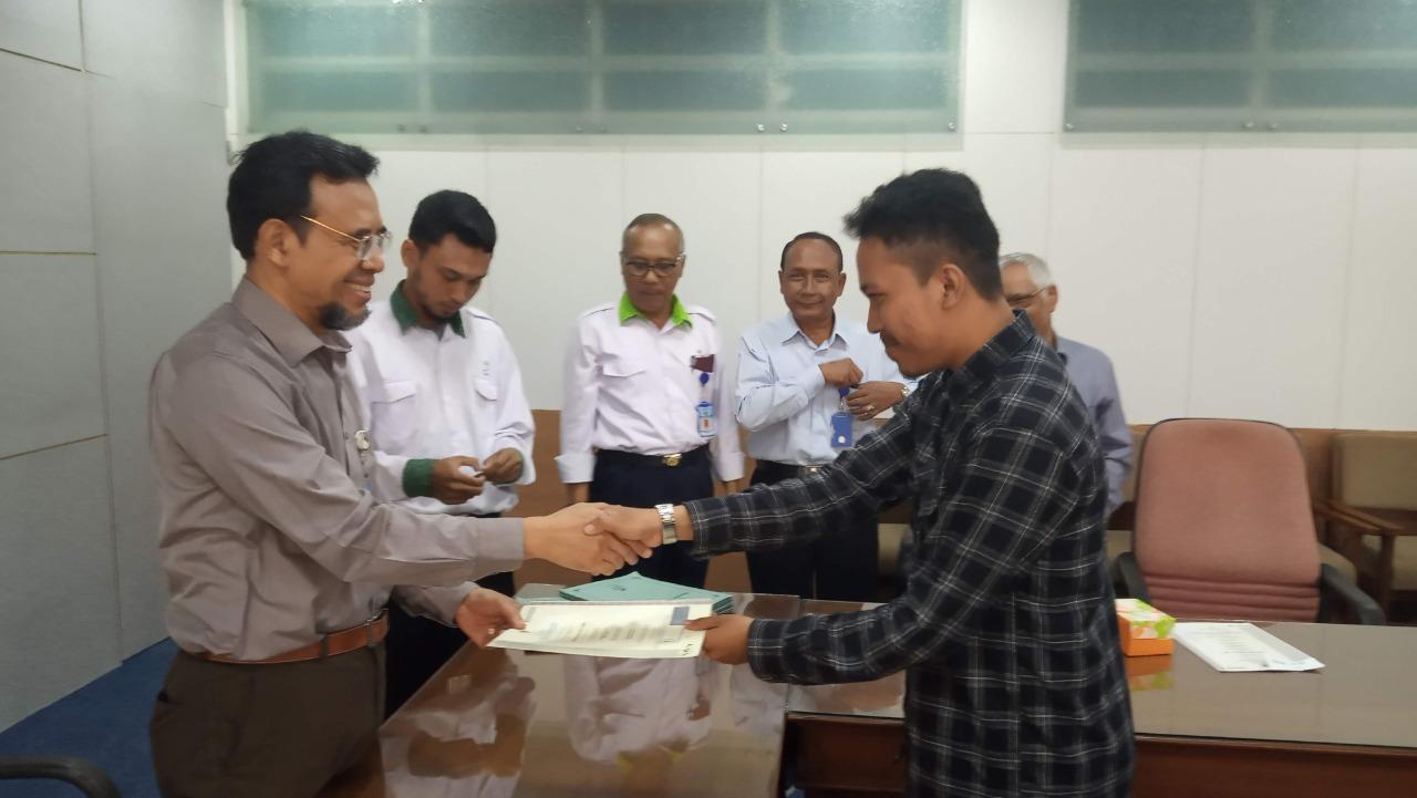 Lulusan Teknik Lingkungan IST AKPRIND Tak Hanya Bergelar Sarjana Teknik, Juga Certified Water Sampler